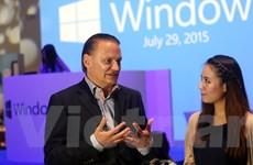 Microsoft đặt mục tiêu 1 tỷ thiết bị dùng Windows 10 trong vòng 3 năm