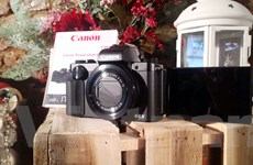 Canon tung các mẫu máy ảnh compact cao cấp ra thị trường Việt