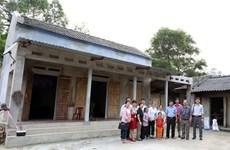 91 hộ nghèo ở Thái Nguyên được hỗ trợ xây mới, sửa chữa nhà ở
