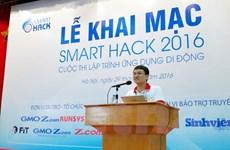 Khai mạc cuộc thi lập trình ứng dụng di động cho sinh viên toàn quốc