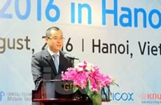 126 doanh nghiệp công nghệ, điện máy giao thương tại Hà Nội