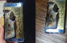 Samsung Việt Nam lên tiếng về sự cố Galaxy Note 7 lỗi gây nổ pin