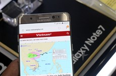 Samsung sẽ đổi Galaxy Note7 cho khách hàng Việt Nam từ tháng Mười