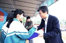 Samsung trao gần 1.700 suất học bổng cho học sinh nghèo vượt khó