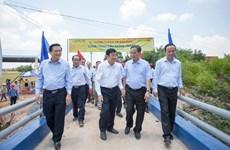 MobiFone xây dựng 10 cây cầu phục vụ giao thông nông thôn