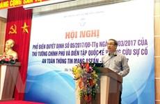 Mạng lưới ứng cứu sự cố an toàn mạng ở Việt Nam chưa hiệu quả