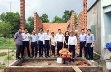 MobiFone xây nhà tình nghĩa cho gia đình chính sách tại Tây Ninh