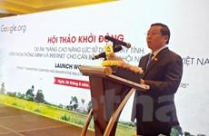 Google hỗ trợ đào tạo kỹ năng kỹ thuật số cho 30.000 nông dân Việt