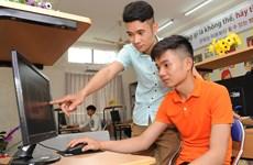 Tài trợ hơn 200.000 USD dạy nghề cho thanh thiếu niên Hải Phòng