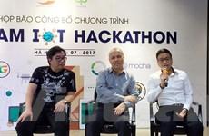 Viettel tiếp sức cho các dự án khởi nghiệp về Internet vạn vật