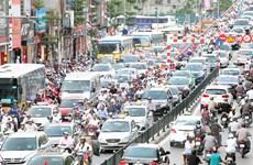 Bài 1: Nhích từng xen-ti-mét và giấc mơ lãng mạn về giao thông Hà Nội