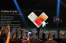 """ASUS """"trình làng"""" dòng smartphone chủ lực năm 2017"""
