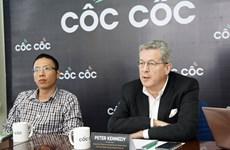 Tập đoàn 'rót' 14 triệu USD vào Cốc Cốc tiếp tục tìm đối tác Việt