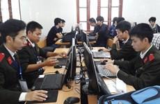 Sinh viên toàn quốc thi kỹ năng tấn công, phòng thủ mạng máy tính