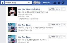 Phát hiện hàng trăm tài khoản giả mạo U23 Việt Nam trên Facebook