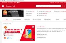 Shopee 'bắt tay' Xiaomi độc quyền cung cấp điện thoại Redmi 5