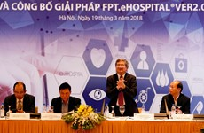 Vận hành giải pháp quản lý bệnh viện ứng dụng công nghệ 4.0