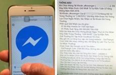 Các thủ đoạn nhắn tin lừa đảo trên Facebook ngày càng tinh vi