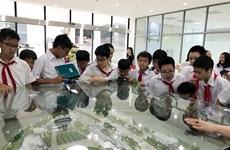 Học sinh Việt tham gia chương trình khoa học quốc tế GLOBE