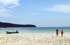 [Photo] Mục sở thị vẻ đẹp thiên đường của bãi biển Koh Rong Samloem