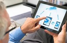 44% người lớn tuổi dành ít nhất 20 tiếng mỗi tuần cho Internet
