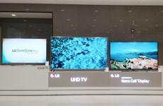 LG đưa các mẫu TV tiên tiến nhất năm 2018 về thị trường Việt