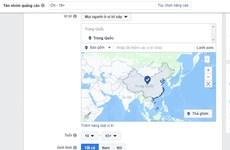 Yêu cầu Facebook xử lý vụ 'đưa' Hoàng Sa sang… Trung Quốc