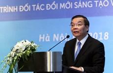 Hỗ trợ tài chính, đào tạo cho 35 dự án khởi nghiệp tại Việt Nam