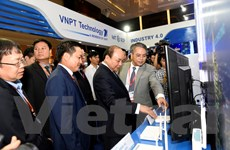 Cận cảnh sản phẩm, giải pháp công nghệ cao tại Industry 4.0 Summit