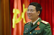 Tướng Nguyễn Mạnh Hùng làm Bí thư Ban Cán sự Đảng Bộ TT&TT