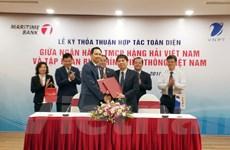 VNPT và Maritime Bank 'bắt tay' triển khai tiện ích, công nghệ mới