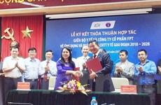 Tập đoàn FPT 'bắt tay' Bộ Y tế xây dựng mô hình y tế thông minh