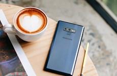 Galaxy Note 9 chính hãng lên kệ, bản Ocean Blue được ưa chuộng