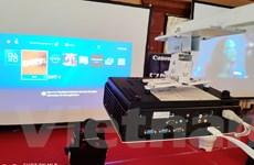 Canon khoe các mẫu máy chiếu mới nhất tại thị trường Việt Nam