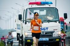 Tập đoàn công nghệ FPT quyết lập kỷ lục… chạy tiếp sức xuyên Việt