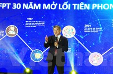 FPT công bố chuỗi sự kiện công nghệ truyền cảm hứng tiên phong