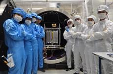 Sử dụng vệ tinh quan sát trái đất để phòng chống biến đổi khí hậu