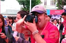 [Photo] Hơn 3.700 tay máy tìm khoảnh khắc ảnh đẹp nhất tại Thủ đô