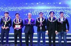 20 sản phẩm công nghệ thông tin vào chung khảo Nhân tài Đất Việt