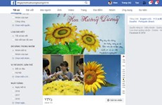 Hashtag Hoa hướng dương: Hút cộng đồng mạng làm điều tử tế