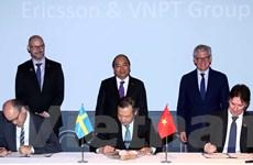 VNPT 'bắt tay' cùng Ericsson phát triển công nghệ Internet vạn vật