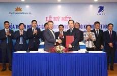 VNPT cung cấp các giải pháp chuyển đổi số cho Vietnam Airlines