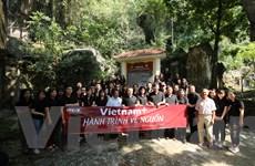 VietnamPlus về nguồn: Những chuyến đi sâu nặng nghĩa tình