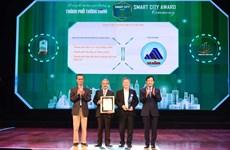 54 đề cử xuất sắc được vinh danh tại Giải thưởng Smartcity 2020