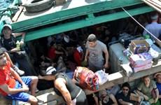 Libya cứu hàng chục người nhập cư trôi trên biển