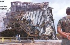 Brazil nghi Pháp phá trung tâm phóng vệ tinh Alcântara