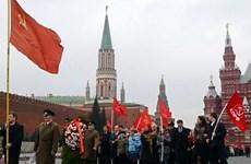 Nga tổ chức kỷ niệm 96 năm Cách mạng Tháng Mười