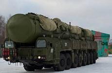 Nga thử thành công tên lửa đạn đạo xuyên lục địa