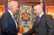 Joe Biden: Mỹ cam kết hỗ trợ nền kinh tế Ukraine