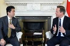 Nhật Bản, Anh nhất trí thúc đẩy hợp tác an ninh, kinh tế